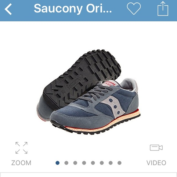 8a11e6b617 Like new Men s Saucony Jazz sneakers. M 5af0f1593afbbd3491e11a15. Other  Shoes ...